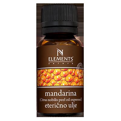eterično ulje mandarina