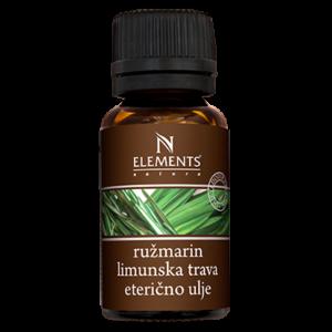 ružmarin limunska trava eterično ulje