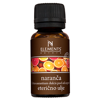 eterično ulje naranča
